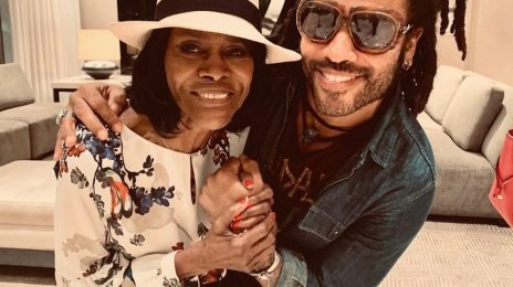 "Lenny Kravitz Pays Impassioned Tribute To ""Godmother"" Cicely Tyson"
