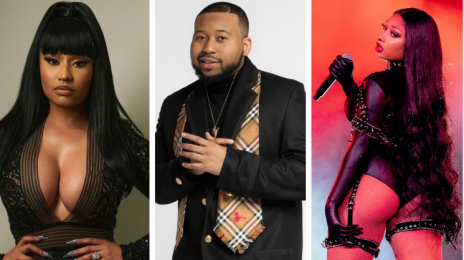"Akademiks Slammed By Megan Thee Stallion Fans For Saying She ""Isn't 100th Of The Talent"" Of Nicki Minaj"