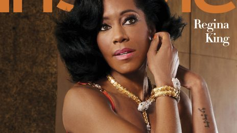 Regina King Covers InStyle / Talks Directorial Debut 'One Night In Miami'