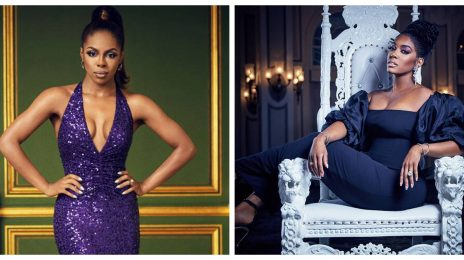 """Candiace Dillard Calls Porsha Williams """"Pathetic"""" For Supporting Monique Samuels After 'RHOP' Fight"""