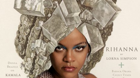 Rihanna Stuns For Essence Magazine
