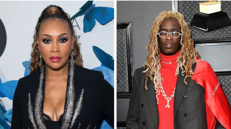 Vivica A. Fox Faces 'Colorism' Backlash After Calling Young Thug a 'Sexy Cockroach'
