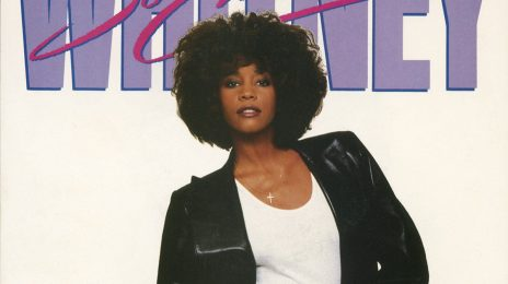 Chart Rewind:  Whitney Houston Nabbed Her History-Making 6th Consecutive #1 Hit This Week in 1988