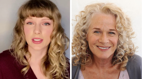 Taylor Swift's '1989' Eclipses Carole King Classic To Become 3rd Longest-Charting Female Album