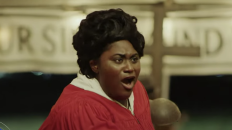 First Look:  Lifetime's 'The Mahalia Jackson Story' [starring Danielle Brooks]