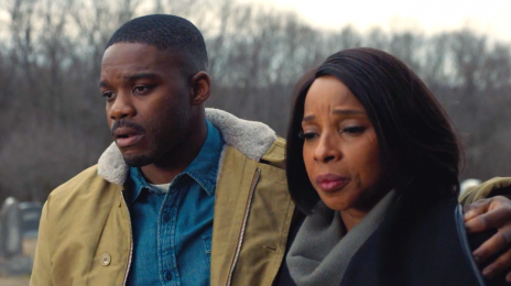 Movie Trailer: 'The Violent Heart' [Starring Mary J. Blige & Jovan Adepo]
