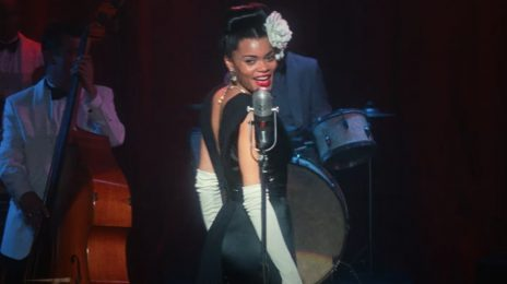 Movie Trailer: 'The United States vs. Billie Holiday' [Starring Andra Day]