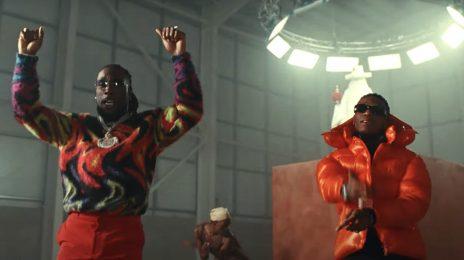New Video: Wizkid - 'Ginger (ft. Burna Boy)'