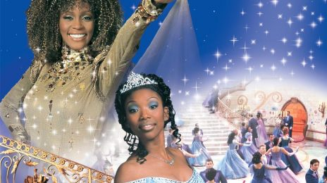 'Cinderella,' Starring Brandy & Whitney Houston, Set To Exclusively Debut On Disney+
