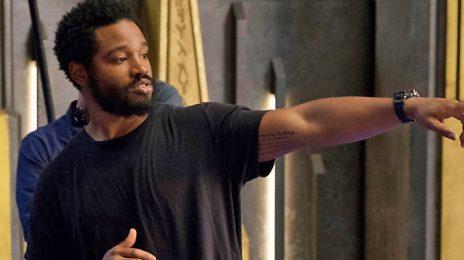 Major! Ryan Coogler Inks 5-Year Disney TV Deal, Readies 'Black Panther' Series About Wakanda