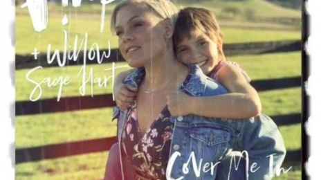 New Song:  P!nk - 'Cover Me in Sunshine' (featuring Willow Sage Hart)