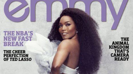 Angela Bassett Covers Emmy Magazine / Reflects On Humble Beginnings & Prioritizing Positive Images Of Black Women
