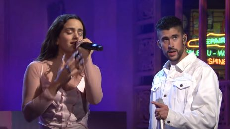 Bad Bunny & Rosalia Blaze SNL With 'La Noche de Anoche' & More [Performance]