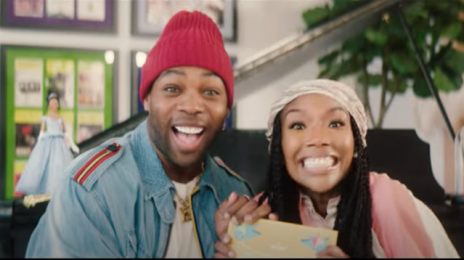 Must See:  Brandy & Todrick Hall Lead 2021 'Cinderella' Medley [featuring Whoopi Goldberg & More]