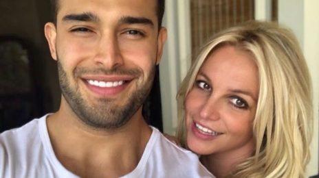 "Britney Spears' Boyfriend Sam Asghari Slams Singer's Dad Jamie, Labels Him ""A Total D*ck"""