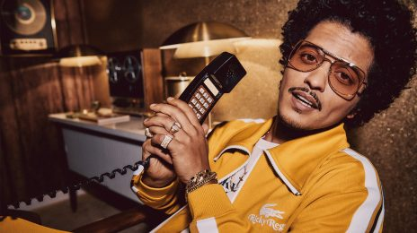 Bruno Mars Sells Portion Of His Catalog To Warner Chappell