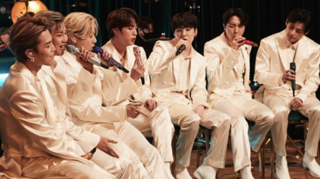 BTS Set for 'MTV Unplugged' TV Special