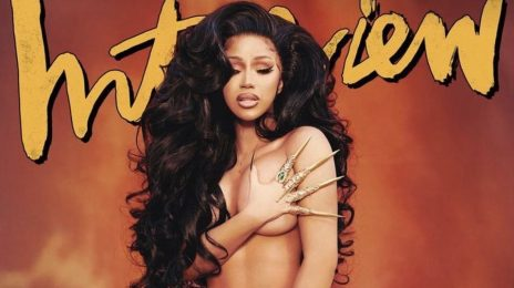 Cardi B Covers Interview Magazine, Talks New Album & More With Mariah Carey