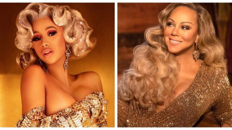 Cardi B Praises Mariah Carey After Being Interviewed By The Legendary Diva