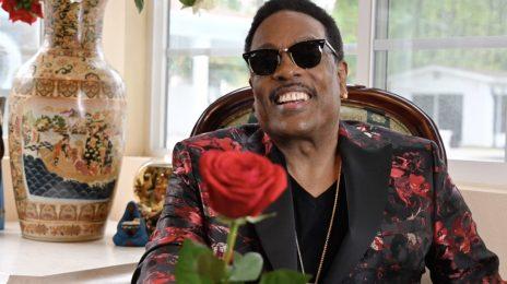 Exclusive: Charlie Wilson Unwraps Special Valentine's Day Message