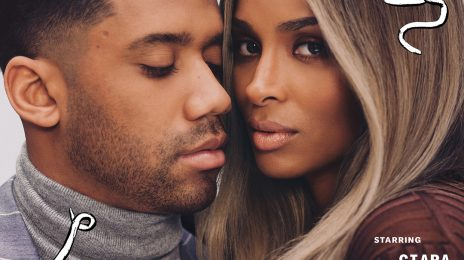 Ciara & Russell Wilson Cover GQ's Modern Lovers Issue