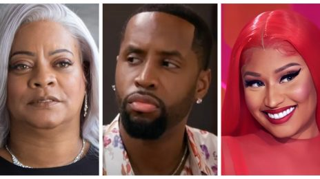 "Deb Antney On Nicki Minaj & Safaree's Relationship: ""I Thought He Was Gay'"""