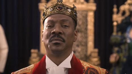 Eddie Murphy on Potential of Another 'Coming To America' Film:  'There IS a Third One'