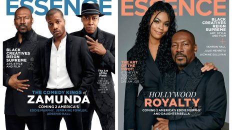 Eddie Murphy & 'Coming 2 America' Cast Cover ESSENCE, Talk Hotly Anticipated Movie