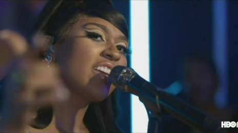 Watch:  Jazmine Sullivan Rocked HBO Max Special with 'Bust Your Windows,' 'Girl Like Me,' & More Live
