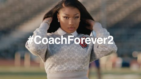 Watch: Megan Thee Stallion Stars In Hilarious Coach Commercial