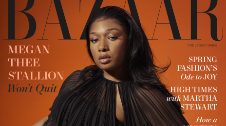 "Megan Thee Stallion Stuns For Harper's Bazaar / Says: I Want People To ""Put My Name Up There With The OGs"""