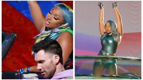 Maroon 5 & Megan Thee Stallion Preview 'Beautiful Mistakes' Music Video