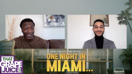 Exclusive: 'One Night In Miami' Cast Open Up About Powerful Film