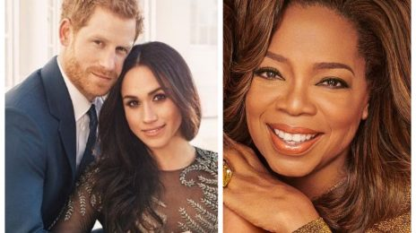 Meghan & Markle & Prince Harry To Sit Down With Oprah Winfrey For Major TV Interview