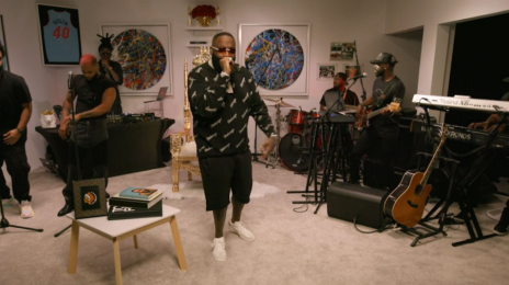 Watch:  Rick Ross Rocks NPR's 'Tiny Desk Concert'