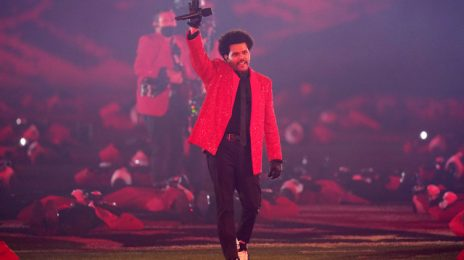 Movie Trailer:  The Weeknd's Super Bowl Halftime Show Documentary 'The Show'