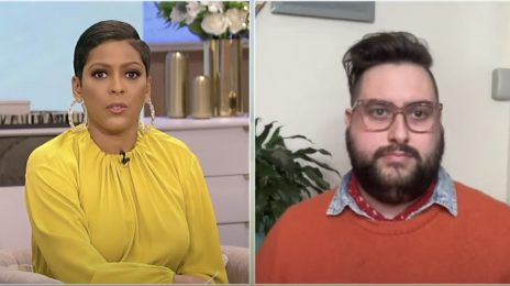 Watch: Tamron Hall's Interview With Disgraced 'RuPaul's Drag Race' Star Sherry Pie