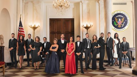 'Tyler Perry's The Oval' Renewed for Season 3...Just a Week After Season 2 Premiere