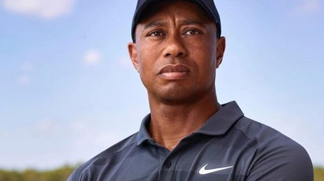 Breaking: Tiger Woods Involved In Serious Car Crash