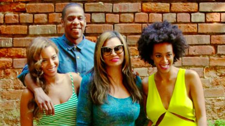Beyonce's Mom Tina Knowles-Lawson Pays Emotional Tribute To Jay-Z In Open Letter