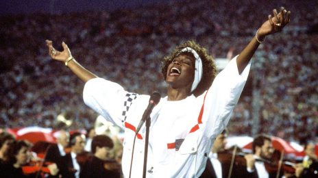 From The Vault: Whitney Houston Soars With 'The Star-Spangled Banner' At #SuperBowl 1991 [30th Anniversary]