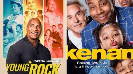 NBC Dominates Tuesday Night Ratings Thanks to 'Young Rock' & 'Kenan' Premieres