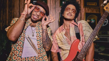 Chart Check [Hot 100]: Silk Sonic's 'Leave the Door Open' Marks Bruno Mars' 17th Top 10 Hit