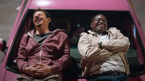 Movie Trailer: Netflix's 'Bad Trip' [starring Eric Andre, Lil Rel Howery, Tiffany Haddish]