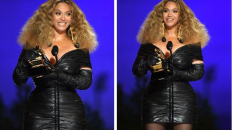 Beyoncé is Now the Most-Awarded Female Act in GRAMMY History