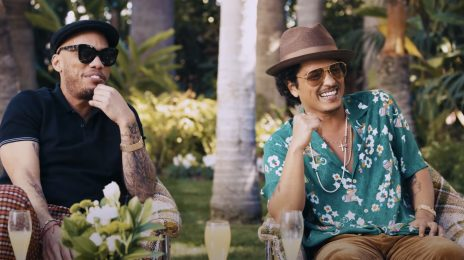 Bruno Mars & Anderson.Paak Talk Silk Sonic Project & More With Zane Lowe