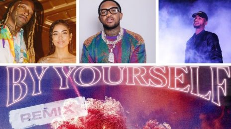 New Song:  Ty Dolla $ign - 'By Yourself (Remix)' [featuring Jhené Aiko, Bryson Tiller, & Mustard]