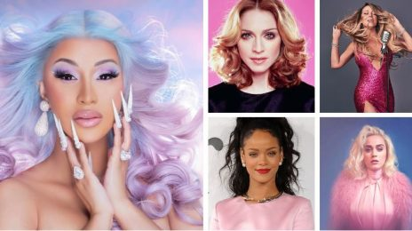 5 #1 Hits, 4 Years:  Cardi B Joins Exclusive List of Female Hot 100 Chart-Toppers
