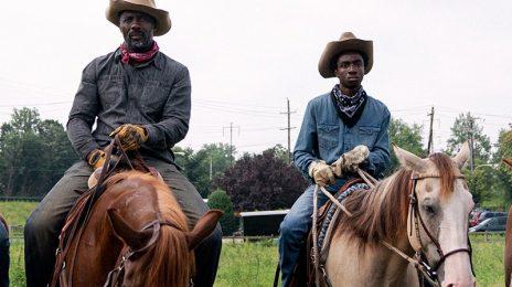 Movie Trailer:  Netflix's 'Concrete Cowboy' [starring Idris Elba, Caleb McLaughlin, & Jharrel Jerome]