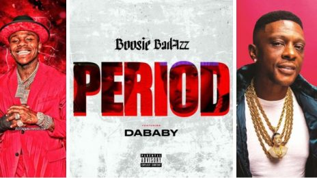 New Song:  Boosie Badazz - 'Period' (featuring DaBaby)